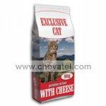 Delikan Exclusiv Cat se sýrem 10kg