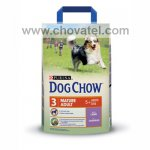 Purina Dog Chow Mature Adult Lamb & Rice 2,5kg