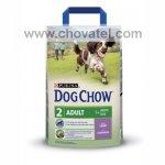 Purina Dog Chow Adult Lamb & Rice 2,5kg
