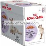 Royal canini Sterilised 12x85g