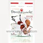 Perrito Snacks Duck Nibbles pro psy a kočky 50g