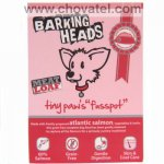 Barking Heads Tiny Paws Fusspot konzerva 150g