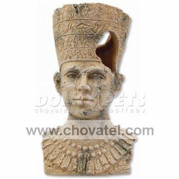 Dekorace Aqua Excellent Egyptská socha 9,5cm
