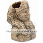 Dekorace Aqua Excellent Egyptská socha 10cm