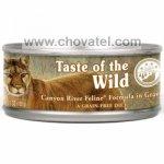 Taste of the Wild Canyon River Feline konzerva 155g