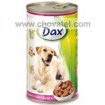 Dax s telecím kousky pro psy 1240g