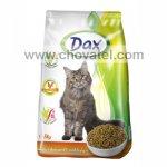 Dax drůbeží granule kočka 1kg