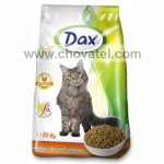 Dax drůbeží granule kočka 10kg