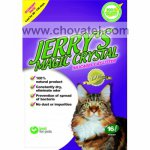 Kočkolit Jerrys Magic Crystal 16l Levandule