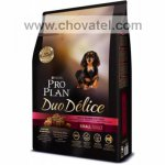 Purina Pro Plan Dog Adult Small Duo Délice Salmon 700g