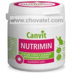 Canvit Nutrimin pro kočky 150g new
