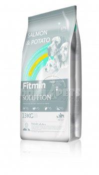 Fitmin Dog Solution Salmon & Potato 2,5kg
