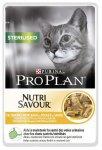 Purina Pro Plan Cat Sterilised kuřecí kapsička 85g