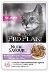 Purina Pro Plan Cat Delicate krůtí kapsička 85g