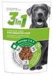 3in1 pochoutka Dog Sensitiv jehněčí 100g