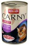 Animonda Carny Adult - hovězí a jehněčí 400g