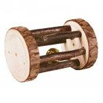 Hračka rolka ze dřeva 7x8,5cm