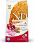 N&D Low Grain Dog Adult Mini Chicken & Pomegranate 800g