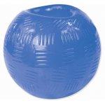 Hračka Dog Fantasy Strong míček guma modrý 6,3cm