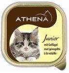 Athena paštika Junior drůbeží 100g