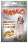 Pochoutka RASCO sušenky obalené kuřecím masem 80g