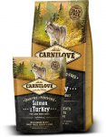 CARNILOVE Salmon & Turkey for Large Breed Adult 2 x 12kg