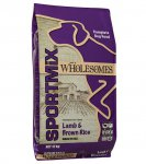 SPORTMIX Wholesomes - jehněčí s rýží 12kg