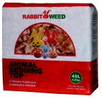 Hobliny Rabbit Weed hrubé TOP 45l
