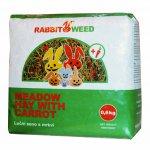 Seno Rabbit Weed luční s mrkví 0,6kg