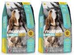 I18 Nutram Ideal Weight Control Dog 2 x 13,6kg -181,- BONUS