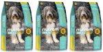 I20 Nutram Ideal Sensitive Dog 3 x 13,6kg -481,- BONUS