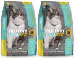 I17 Nutram Ideal Indoor Cat 2 x 6,8kg