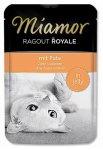 Kapsička Miamor Ragout Royale s krůtím masem 100g