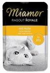 Kapsička Miamor Ragout Royale s kuřecím masem 100g