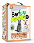 Sanicat EVOLUTION Adult bílý 6l / 5,1kg