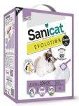 Sanicat EVOLUTION Senior bílý 6l / 5,1kg