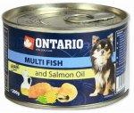 Ontario konz. Mini Multi Fish 200g