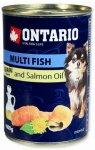 Ontario konz. Mini Multi Fish 400g
