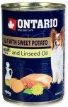 Ontario konz. Mini Calf, Sweetpotato 400g