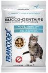 Francodex pochoutka Breath Dental pro kočky 60g