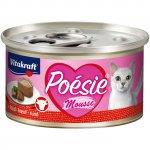 Vitakraft Cat Poésie konzerva paté hovězí 85g