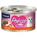 Vitakraft Cat Poésie konzerva paté kachna 85g