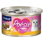 Vitakraft Cat Poésie konzerva paté kuře 85g
