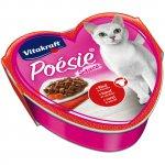 Vitakraft Cat Poésie šťáva hovězí a mrkev 85g