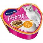 Vitakraft Cat Poésie šťáva krocan v sýrové omáčce 85g