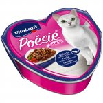 Vitakraft Cat Poésie šťáva treska, těstoviny a rajčátka 85g