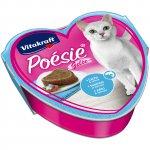 Vitakraft Cat Poésie želé losos a špenát 85g