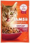 IAMS cat delights senior delights chicken in gravy 85g