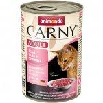 Animonda Carny Adult - krůta a ráčci 400g