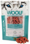 WOOLF pochoutka Duck chunkies 100g